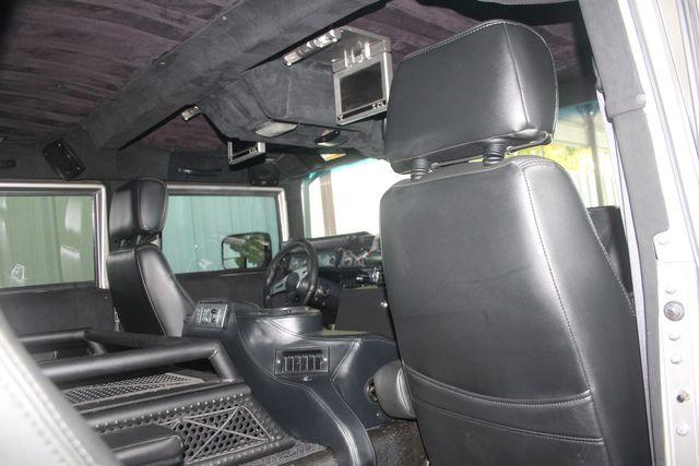 2002 Hummer H1 Custom Houston, Texas 61