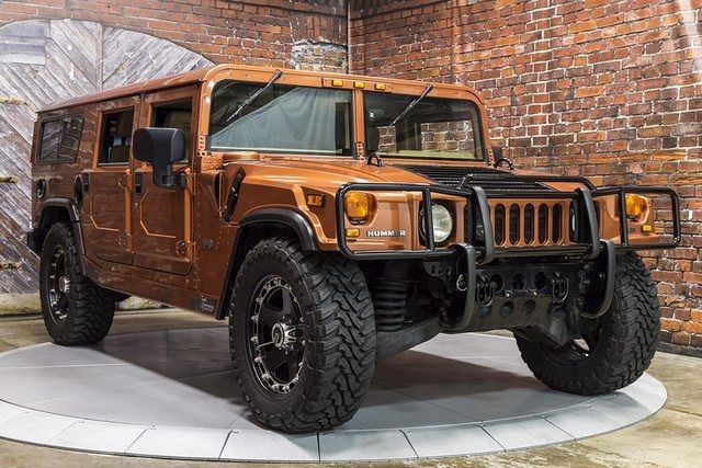 2002 Hummer H1 Enclosed in Marietta, GA 30067