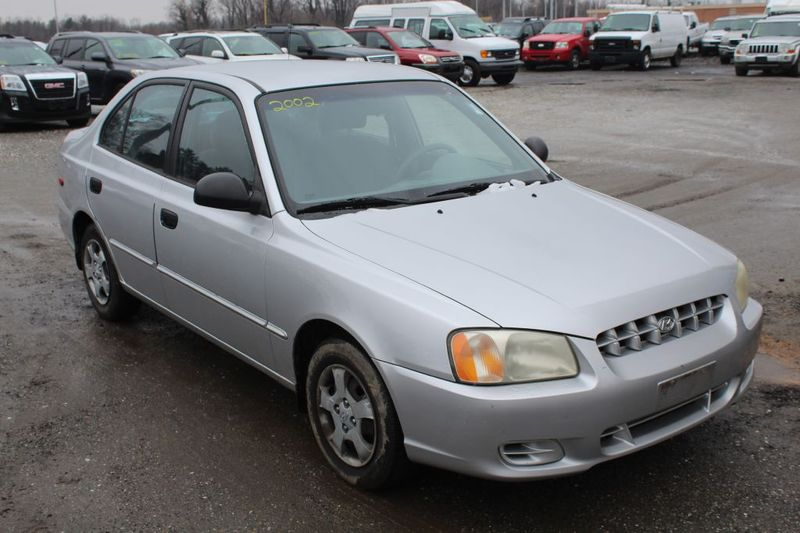 2002 Hyundai Accent GL  city MD  South County Public Auto Auction  in Harwood, MD