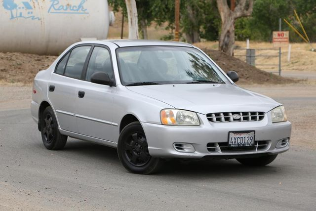 2002 Hyundai Accent GL Santa Clarita, CA 3