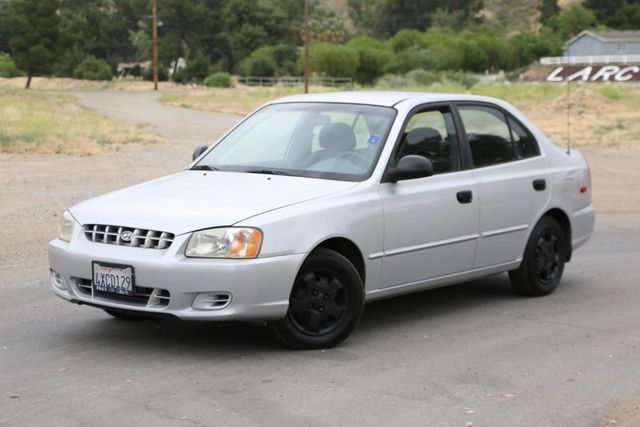 2002 Hyundai Accent GL Santa Clarita, CA 1