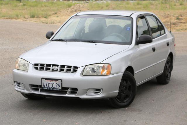 2002 Hyundai Accent GL Santa Clarita, CA 4