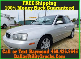 2002 Hyundai Elantra GLS  Manual Transmission