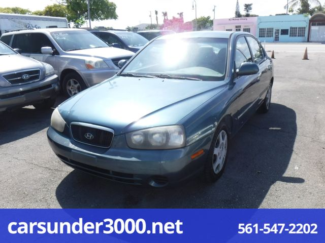 2002 Hyundai Elantra GLS Lake Worth , Florida 2