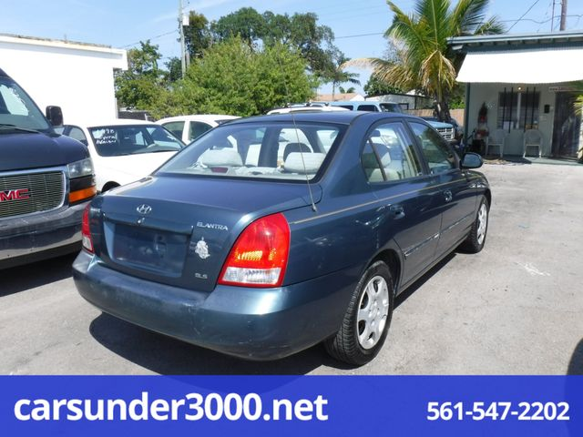 2002 Hyundai Elantra GLS Lake Worth , Florida 1