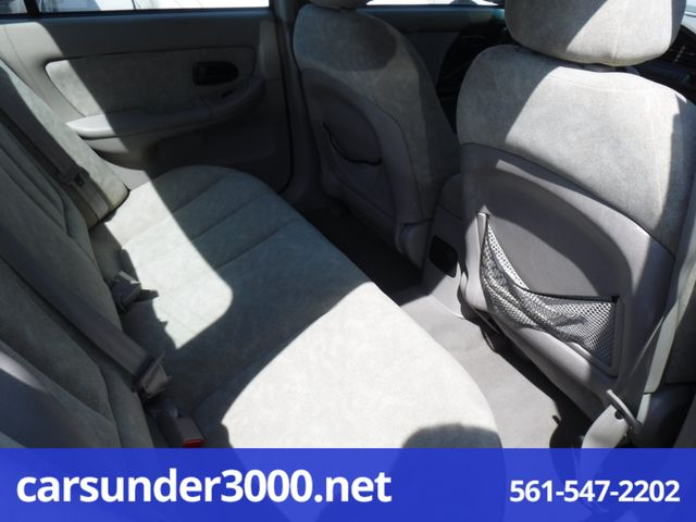 2002 Hyundai Elantra GLS Lake Worth , Florida 7