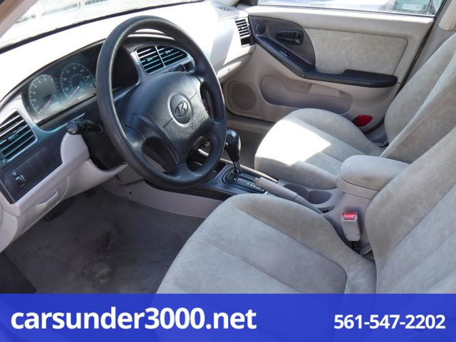 2002 Hyundai Elantra GLS Lake Worth , Florida 4