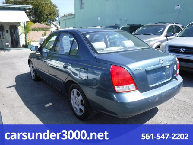 2002 Hyundai Elantra GLS Lake Worth , Florida 3