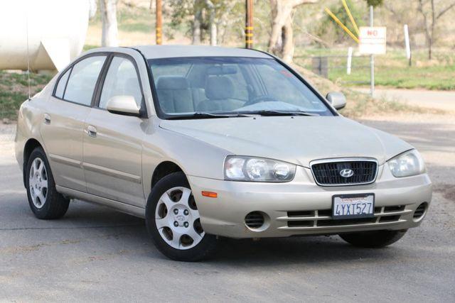 2002 Hyundai Elantra GLS Santa Clarita, CA 3