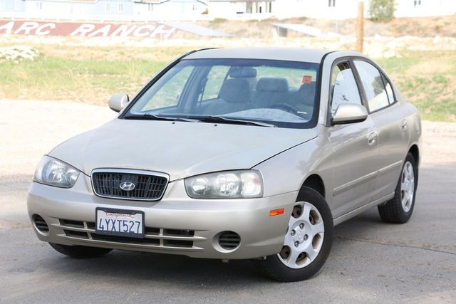 2002 Hyundai Elantra GLS Santa Clarita, CA 4