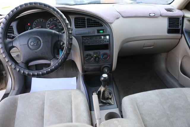 2002 Hyundai Elantra GLS Santa Clarita, CA 7