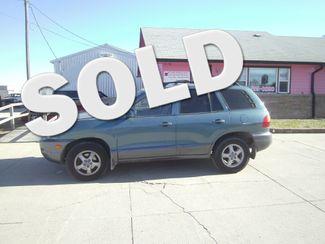 2002 Hyundai Santa Fe in Fremont, NE