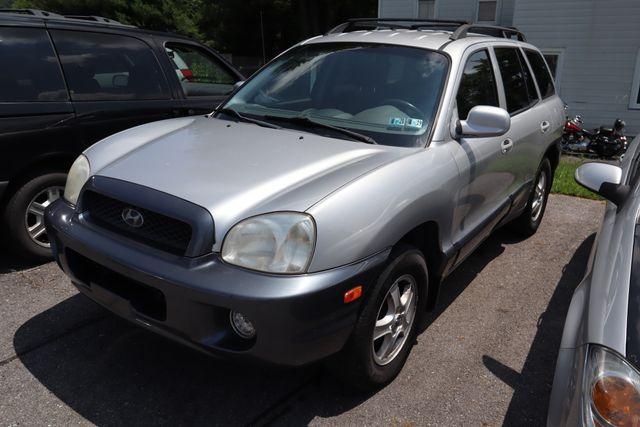 2002 Hyundai Santa Fe GLS in Lock Haven, PA 17745