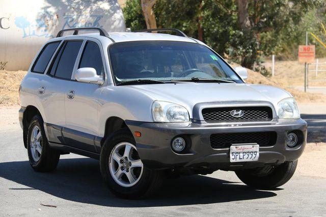 2002 Hyundai Santa Fe GLS Santa Clarita, CA 3