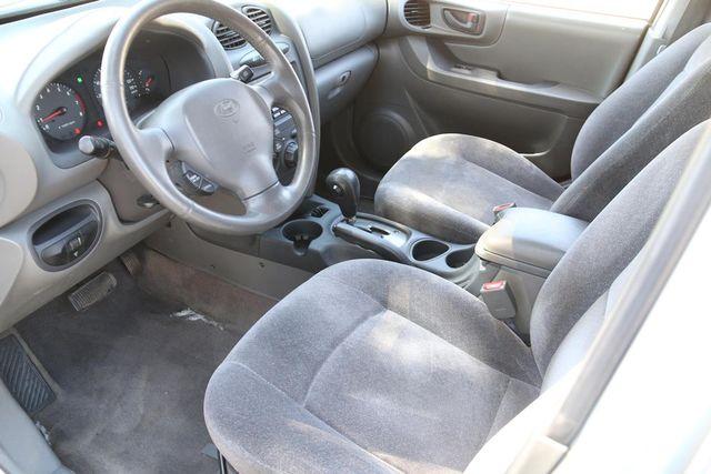 2002 Hyundai Santa Fe GLS Santa Clarita, CA 8
