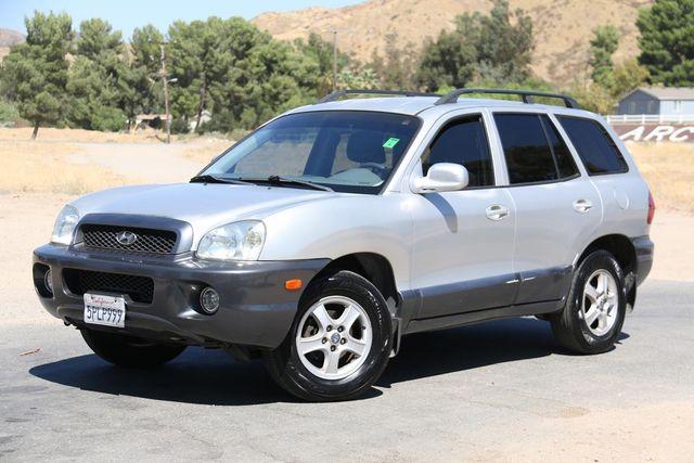 2002 Hyundai Santa Fe GLS Santa Clarita, CA 1