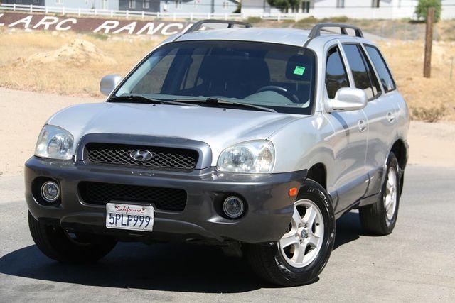 2002 Hyundai Santa Fe GLS Santa Clarita, CA 4