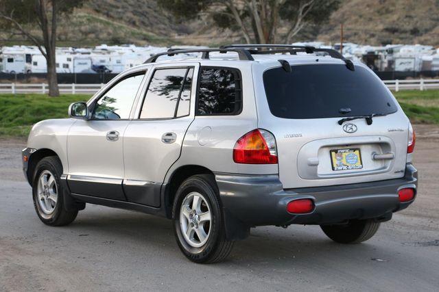 2002 Hyundai Santa Fe GLS Santa Clarita, CA 5