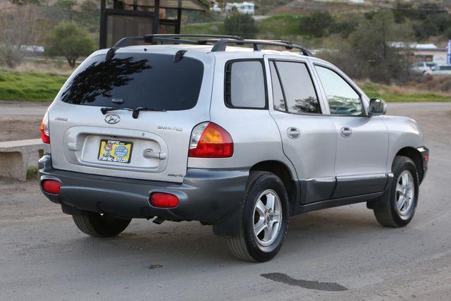 2002 Hyundai Santa Fe GLS Santa Clarita, CA 6