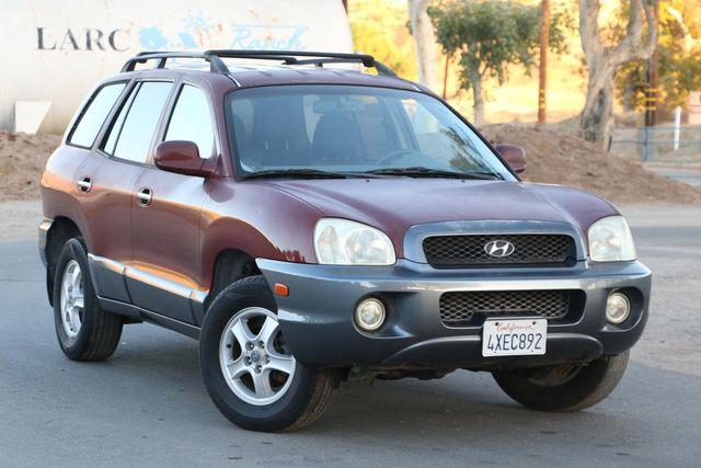 2002 Hyundai Santa Fe LX Santa Clarita, CA 3