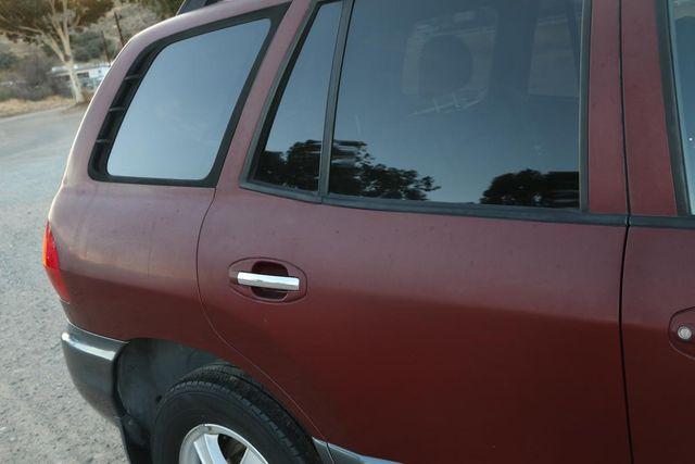 2002 Hyundai Santa Fe LX Santa Clarita, CA 28