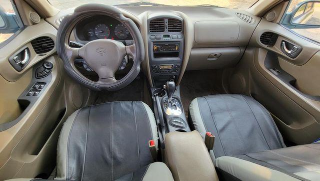 2002 Hyundai Santa Fe LX Santa Clarita, CA 7