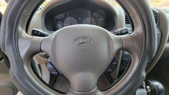 2002 Hyundai Santa Fe LX Santa Clarita, CA 22