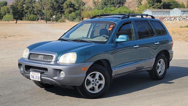 2002 Hyundai Santa Fe LX Santa Clarita, CA 1
