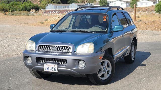 2002 Hyundai Santa Fe LX Santa Clarita, CA 4