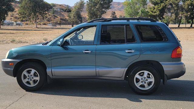 2002 Hyundai Santa Fe LX Santa Clarita, CA 11