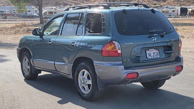 2002 Hyundai Santa Fe LX Santa Clarita, CA 5