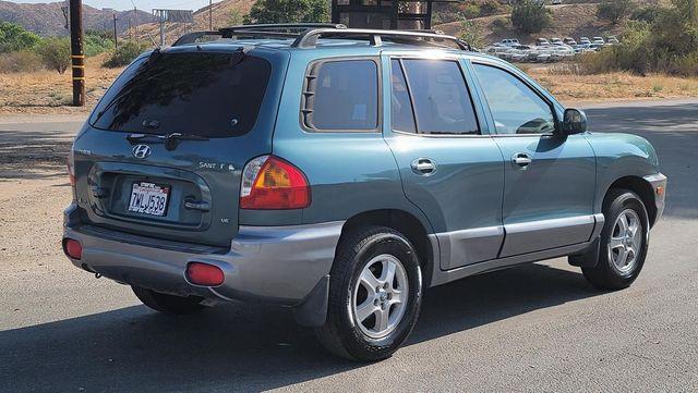 2002 Hyundai Santa Fe LX Santa Clarita, CA 6