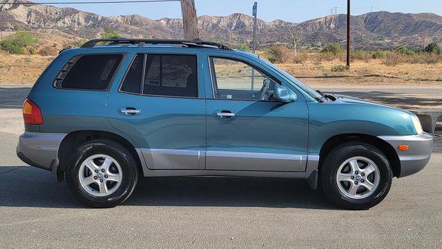 2002 Hyundai Santa Fe LX Santa Clarita, CA 12