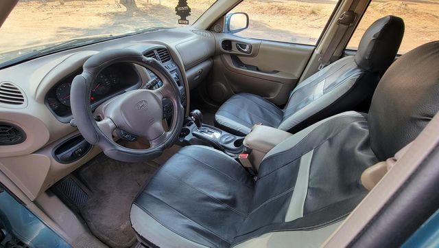 2002 Hyundai Santa Fe LX Santa Clarita, CA 8