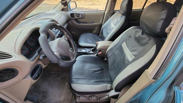 2002 Hyundai Santa Fe LX Santa Clarita, CA 13