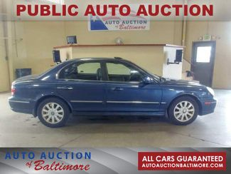 2002 Hyundai SONATA  | JOPPA, MD | Auto Auction of Baltimore  in Joppa MD