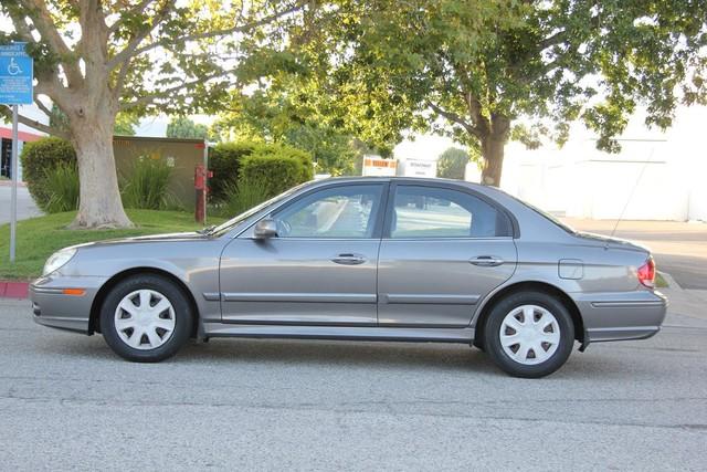 2002 Hyundai Sonata Santa Clarita, CA 10