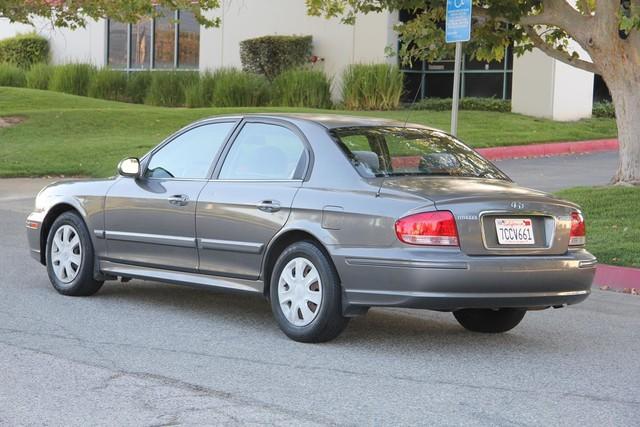 2002 Hyundai Sonata Santa Clarita, CA 4