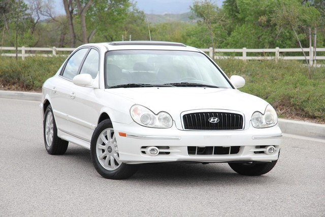 2002 Hyundai Sonata LX Santa Clarita, CA 3
