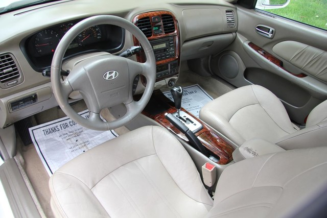 2002 Hyundai Sonata LX Santa Clarita, CA 8