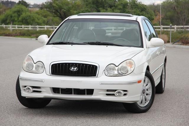 2002 Hyundai Sonata LX Santa Clarita, CA 4