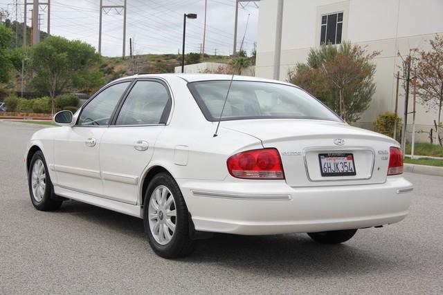 2002 Hyundai Sonata LX Santa Clarita, CA 5