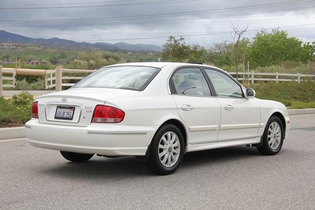 2002 Hyundai Sonata LX Santa Clarita, CA 6