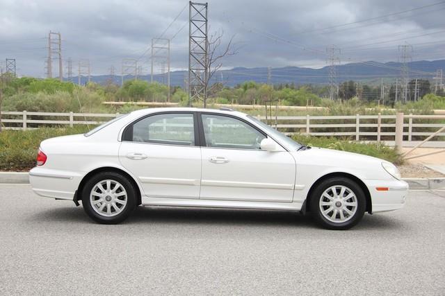 2002 Hyundai Sonata LX Santa Clarita, CA 12
