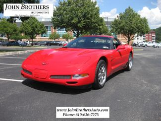 2002 Sold Chevrolet Corvette Z06 Conshohocken, Pennsylvania 0