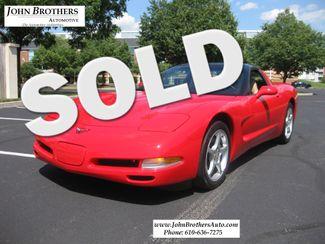 2002 Sold Chevrolet Corvette Conshohocken, Pennsylvania