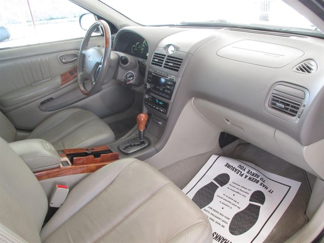 2002 Infiniti I35 Luxury Gardena, California 8