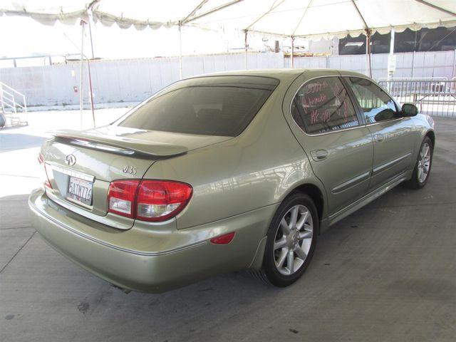 2002 Infiniti I35 Luxury Gardena, California 2
