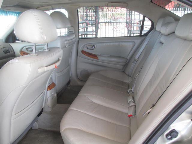 2002 Infiniti I35 Luxury Gardena, California 10