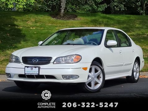 2002 Infiniti i35 Local 2 Owner History Luxury Cold Weather Sunroof in Seattle